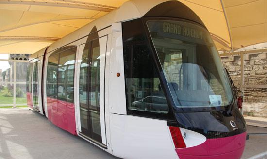 Trans 39 bus dossier les tramways en travaux - Ligne bus avignon ...