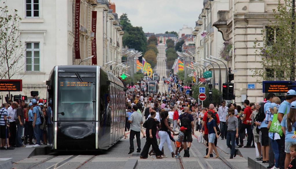 Image Ville Tours Tramway