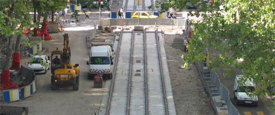 Tramway t2 travaux - Horaire tram lyon ...