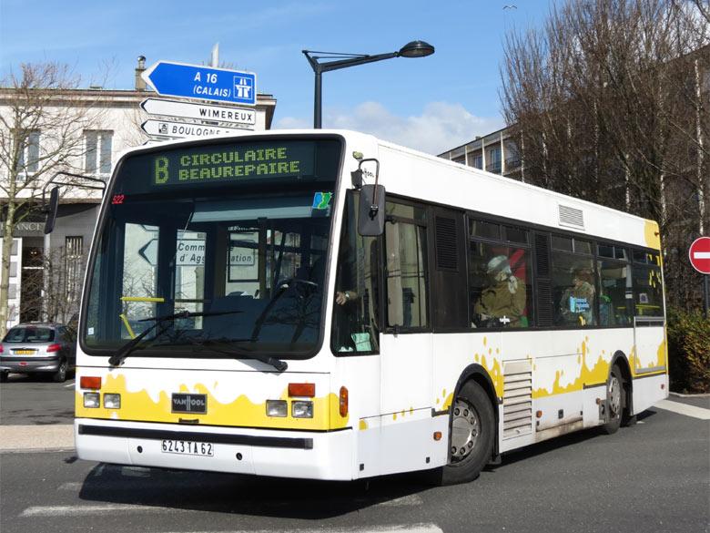 Ligne 320 bus - Horaire bus douai ...