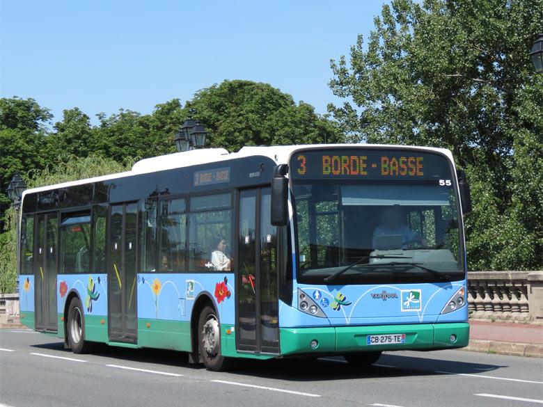 trans 39 bus phototh que autobus van hool new a 330 libellus castres. Black Bedroom Furniture Sets. Home Design Ideas