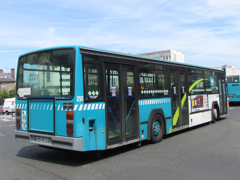 trans 39 bus phototh que autobus vanhool a 500 saint brieuc. Black Bedroom Furniture Sets. Home Design Ideas