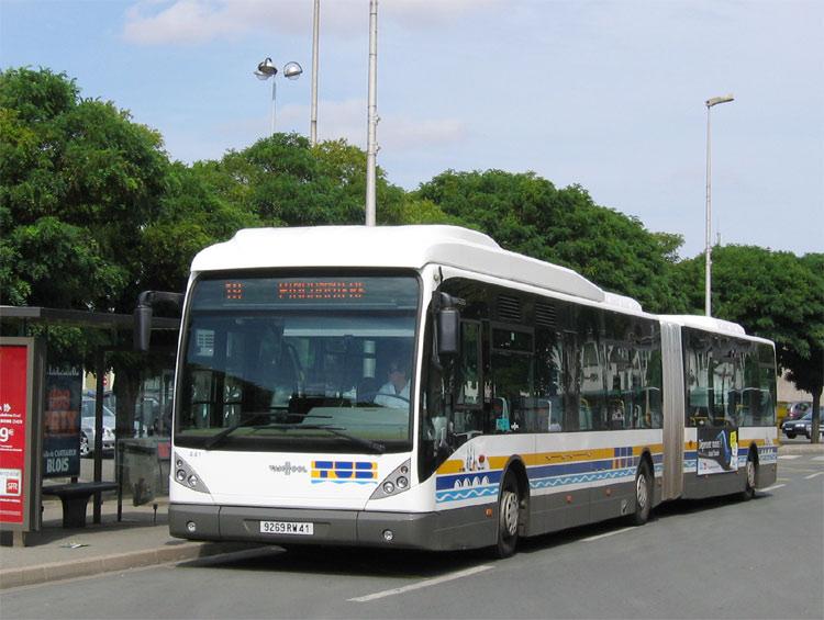 trans 39 bus phototh que autobus vanhool new ag 300 tub blois. Black Bedroom Furniture Sets. Home Design Ideas