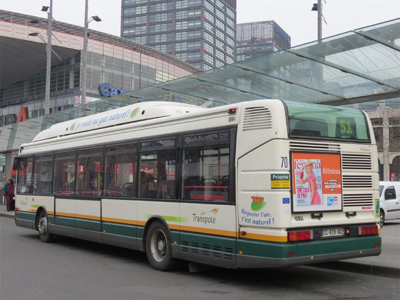 trans 39 bus phototh que autobus renault agora gnv transpole lille. Black Bedroom Furniture Sets. Home Design Ideas