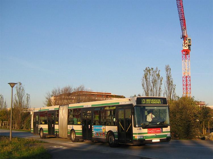 trans 39 bus phototh que autobus irisbus agora l rtcr la rochelle. Black Bedroom Furniture Sets. Home Design Ideas