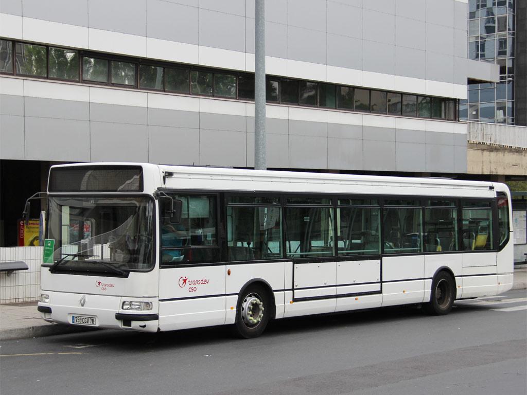 Trans 39 Bus Phototh Que Autobus Renault Agora Line Cso