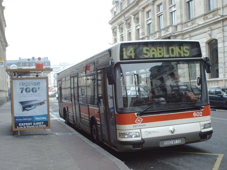 trans 39 bus phototh que autobus renault agora s setram le mans. Black Bedroom Furniture Sets. Home Design Ideas