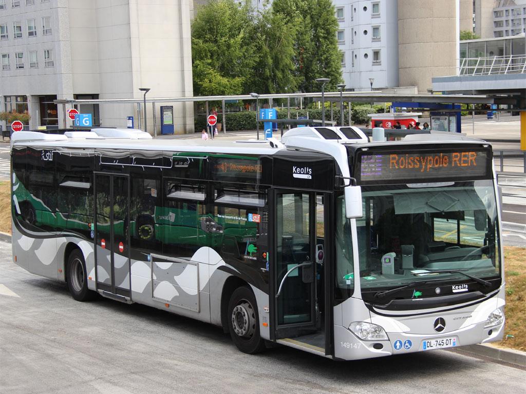 trans 39 bus phototh que autobus mercedes citaro c2 cif. Black Bedroom Furniture Sets. Home Design Ideas