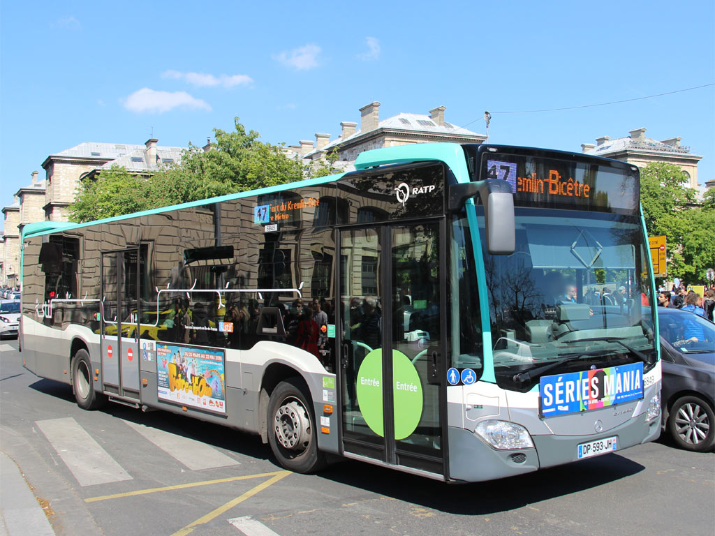trans 39 bus phototh que autobus mercedes citaro ratp 47 paris. Black Bedroom Furniture Sets. Home Design Ideas
