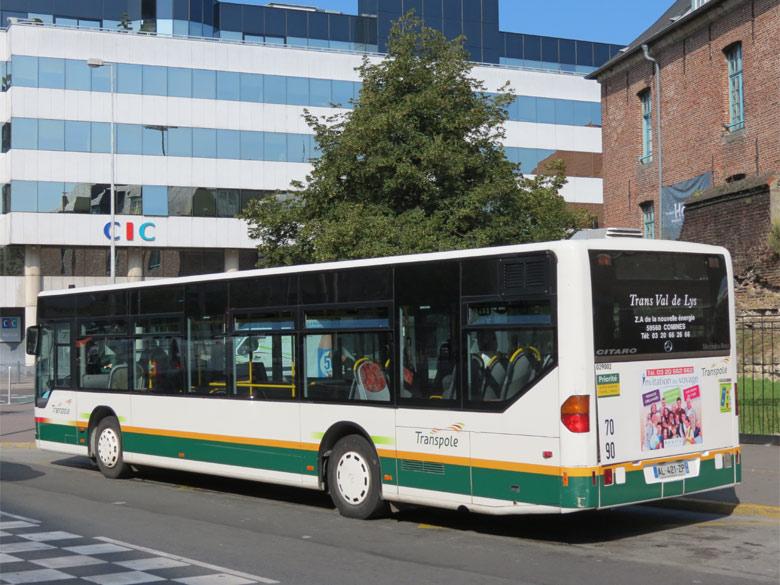 trans 39 bus phototh que autobus mercedes citaro trans val de lys lille. Black Bedroom Furniture Sets. Home Design Ideas