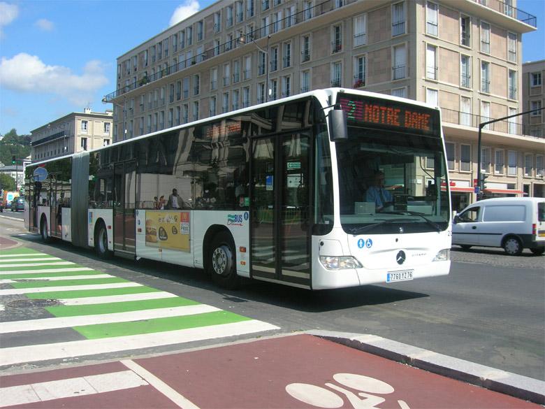 trans 39 bus phototh que autobus mercedes citaro ctpo le havre. Black Bedroom Furniture Sets. Home Design Ideas