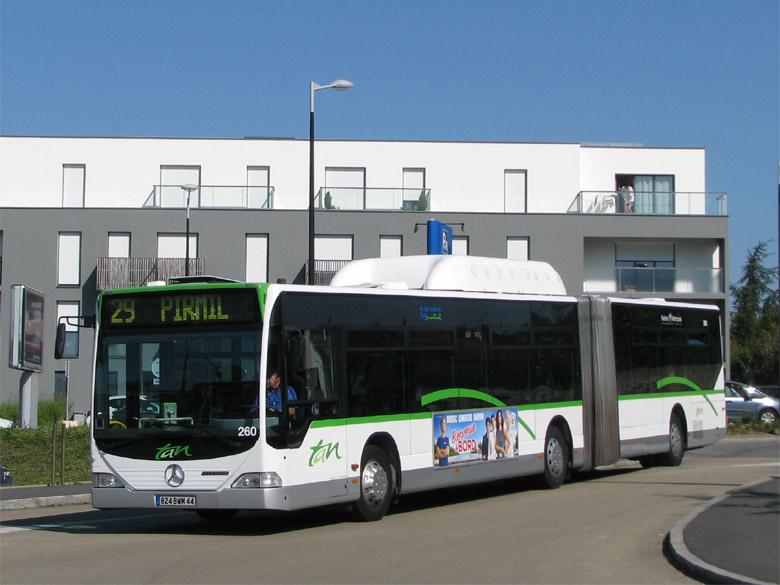 trans 39 bus phototh que autobus mercedes citaro g gnv tan nantes. Black Bedroom Furniture Sets. Home Design Ideas