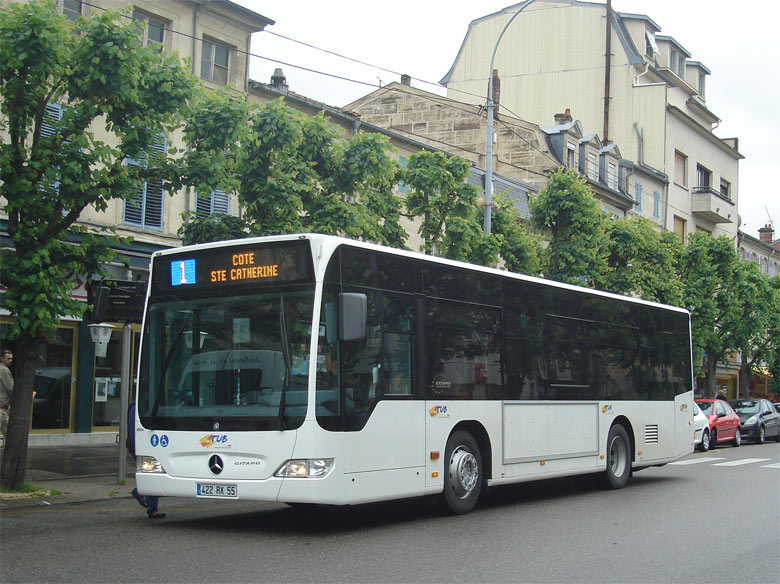 trans 39 bus phototh que autobus mercedes citaro k tub bar le duc. Black Bedroom Furniture Sets. Home Design Ideas