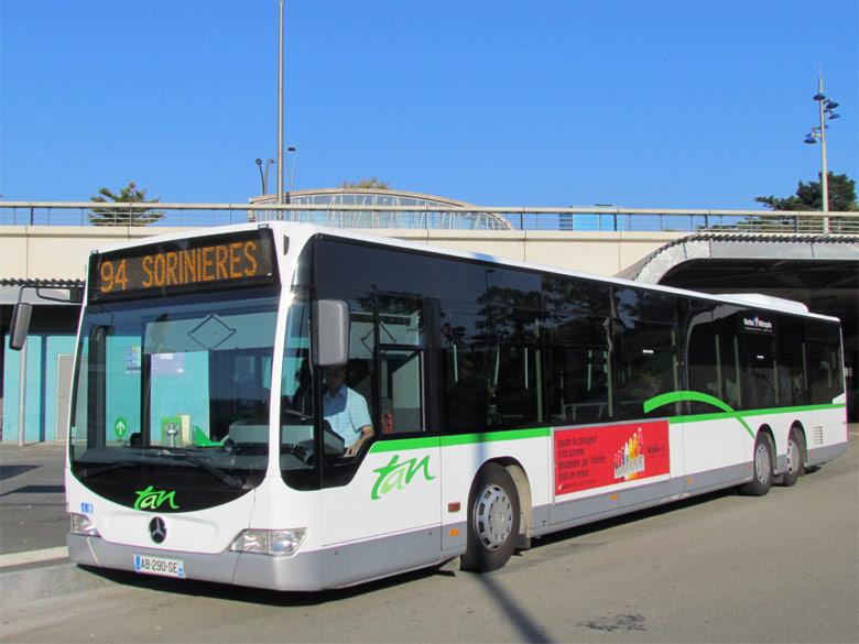 trans 39 bus phototh que autobus mercedes citaro l tan nantes. Black Bedroom Furniture Sets. Home Design Ideas