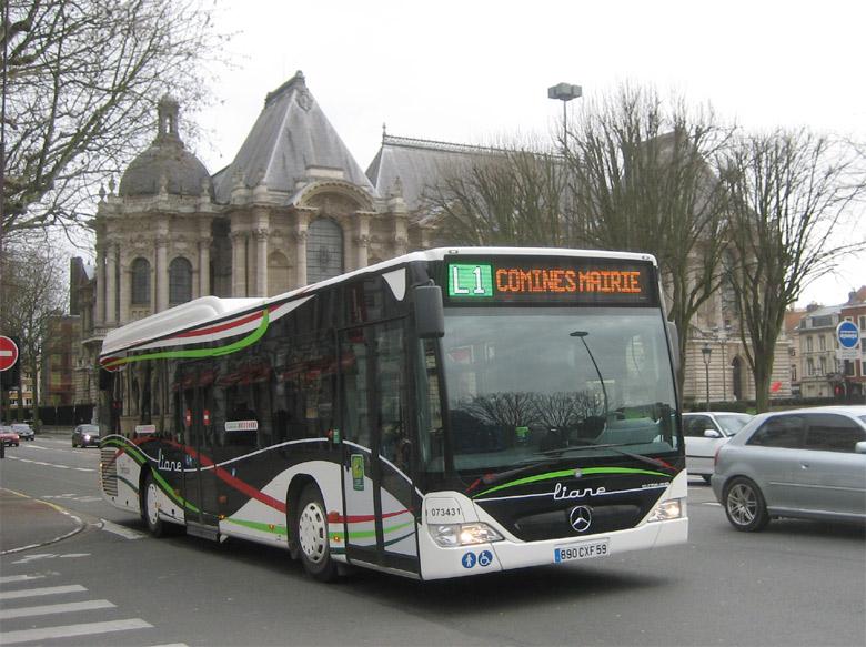 trans 39 bus phototh que autobus mercedes citaro le. Black Bedroom Furniture Sets. Home Design Ideas