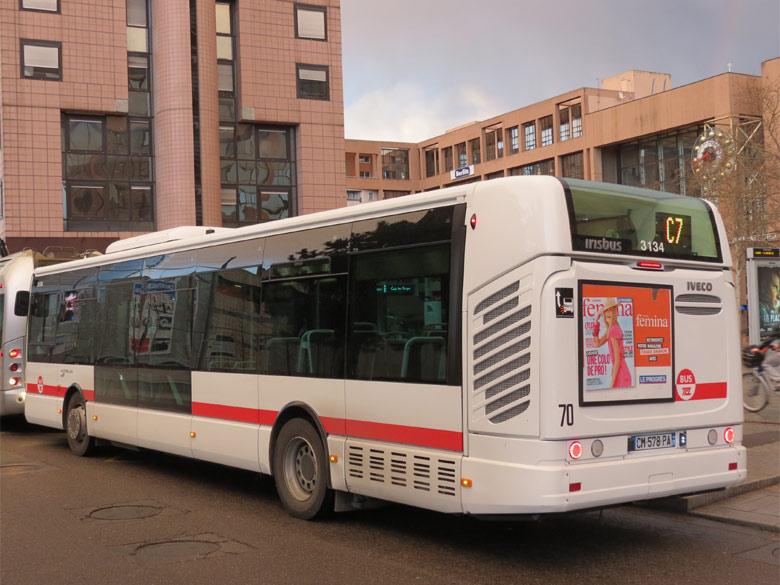 trans 39 bus phototh que autobus irisbus citelis 12 tcl lyon. Black Bedroom Furniture Sets. Home Design Ideas