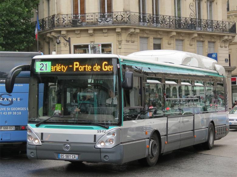 trans 39 bus phototh que autobus irisbus citelis 12 ratp paris. Black Bedroom Furniture Sets. Home Design Ideas