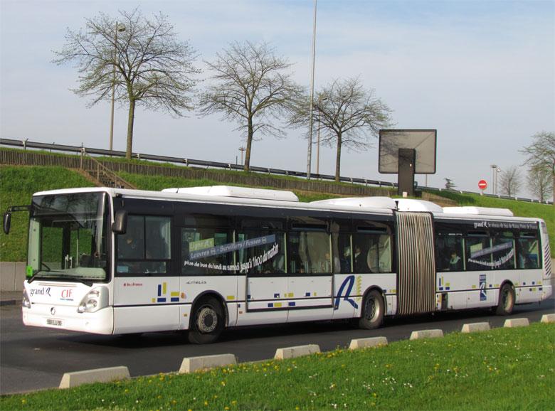 trans 39 bus phototh que autobus irisbus citelis 18 cif grand 39 r. Black Bedroom Furniture Sets. Home Design Ideas