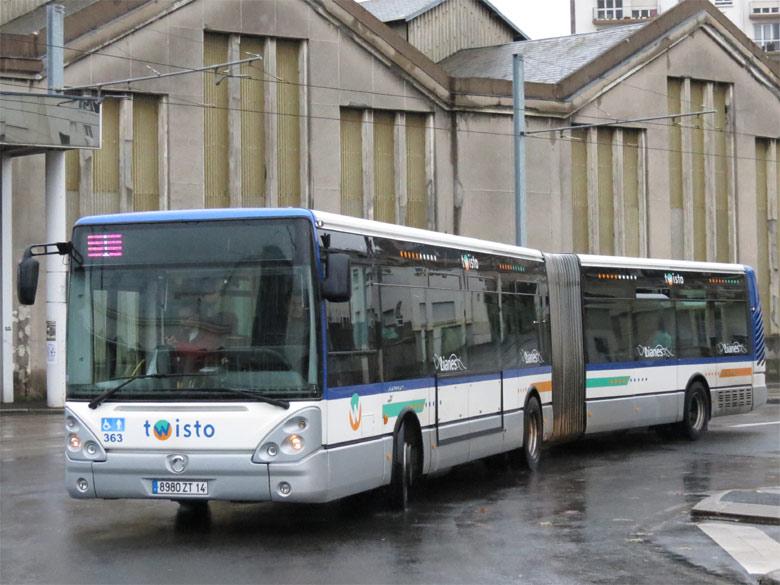 trans 39 bus phototh que autobus irisbus citelis 18 twisto caen. Black Bedroom Furniture Sets. Home Design Ideas