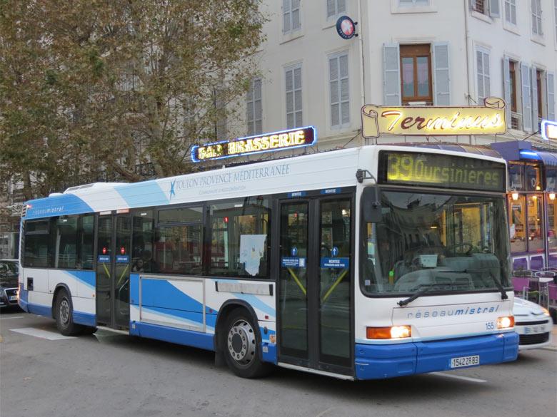 trans 39 bus phototh que autobus heuliez gx 317 r seau mistral toulon. Black Bedroom Furniture Sets. Home Design Ideas