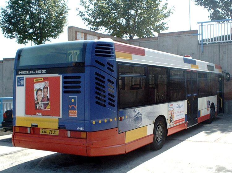 trans 39 bus phototh que autobus heuliez gx 317 semvat toulouse. Black Bedroom Furniture Sets. Home Design Ideas