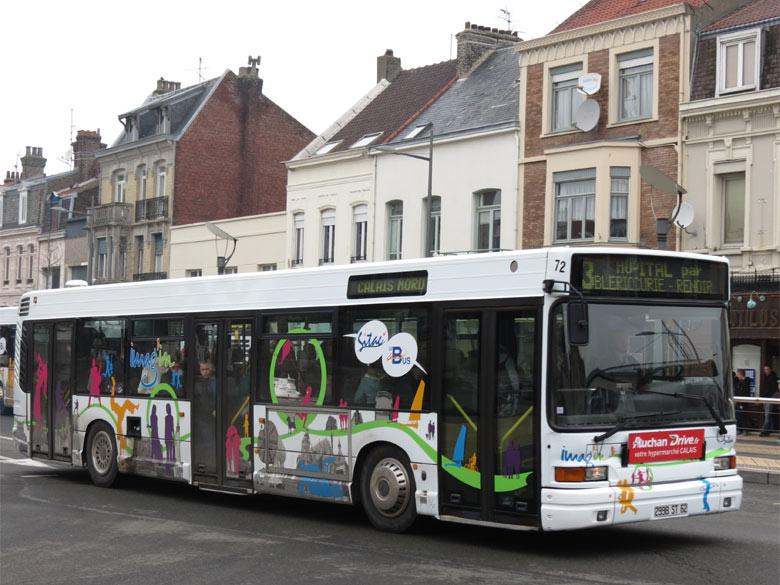 Trans 39 Bus Phototh Que Autobus Heuliez Gx 317 Imag 39 In Calais