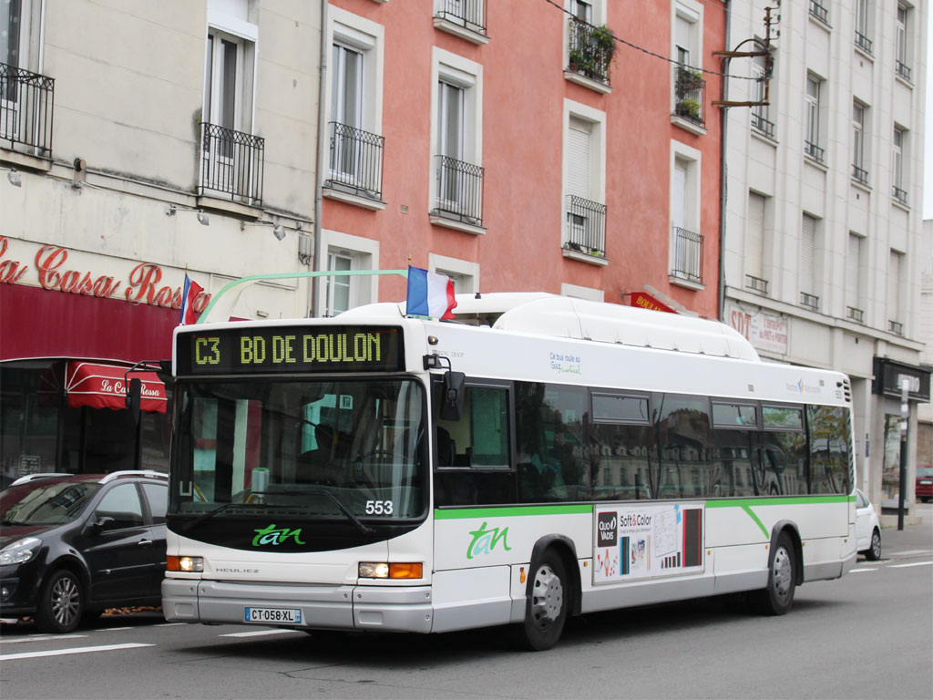 trans 39 bus phototh que autobus heuliez gx 317 gnv tan nantes. Black Bedroom Furniture Sets. Home Design Ideas