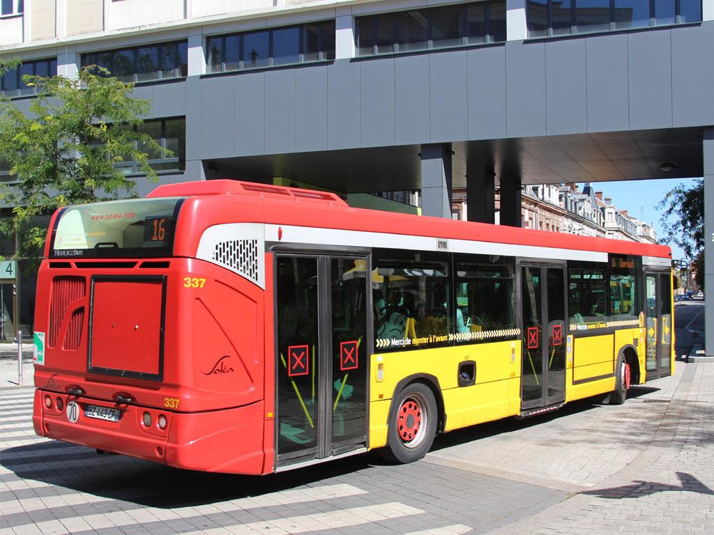 trans 39 bus phototh que autobus heuliez gx 327 sol a mulhouse. Black Bedroom Furniture Sets. Home Design Ideas