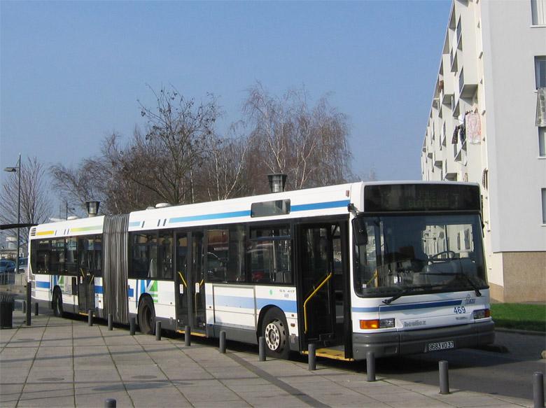 trans 39 bus phototh que autobus heuliez gx 417 filbleu tours. Black Bedroom Furniture Sets. Home Design Ideas