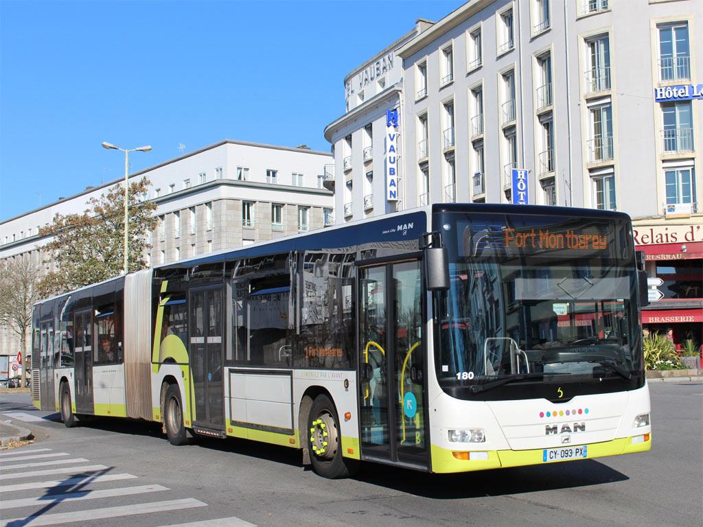 trans 39 bus phototh que autobus man lion 39 s city articul bibus. Black Bedroom Furniture Sets. Home Design Ideas