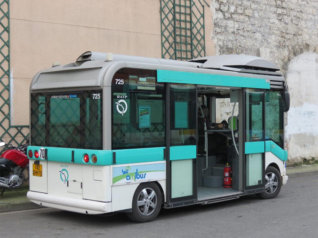 trans 39 bus phototh que autobus gruau microbus ratp. Black Bedroom Furniture Sets. Home Design Ideas