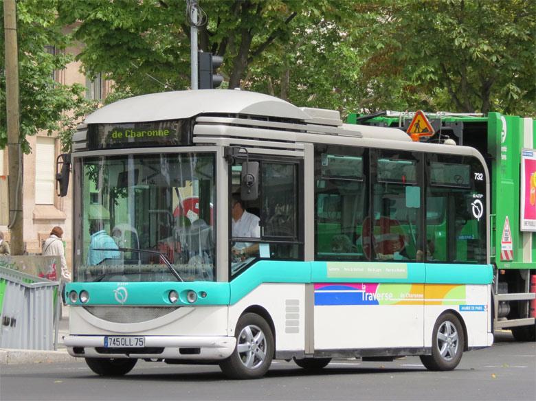 trans 39 bus phototh que autobus gruau microbus ratp paris. Black Bedroom Furniture Sets. Home Design Ideas
