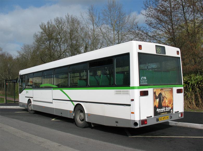 trans 39 bus phototh que autobus mercedes benz o 405 tan nantes. Black Bedroom Furniture Sets. Home Design Ideas