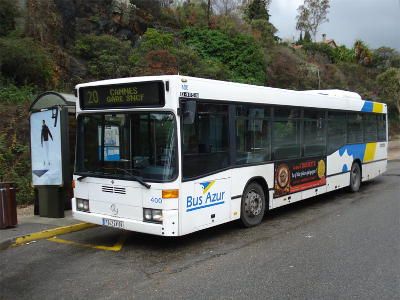 trans 39 bus phototh que autobus mercedes o 405 n bus azur cannes. Black Bedroom Furniture Sets. Home Design Ideas