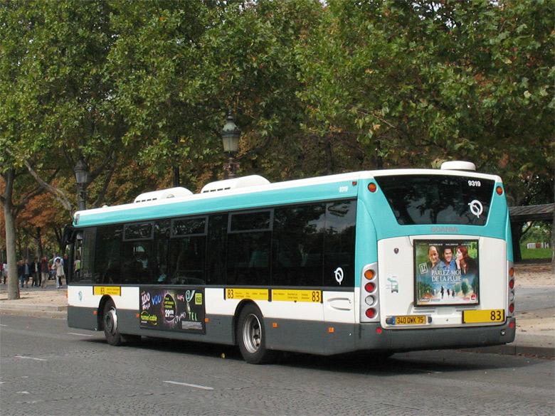 trans 39 bus phototh que autobus scania omnicity ratp paris. Black Bedroom Furniture Sets. Home Design Ideas