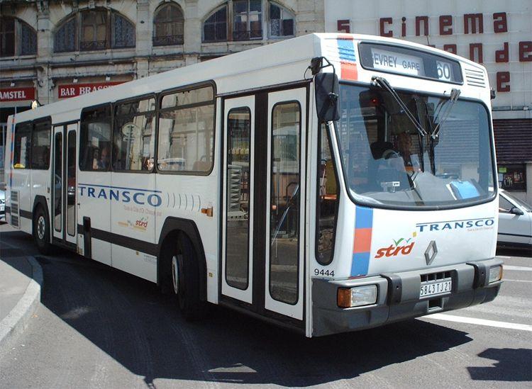 trans 39 bus phototh que autobus renault pr 100 2 transco dijon. Black Bedroom Furniture Sets. Home Design Ideas