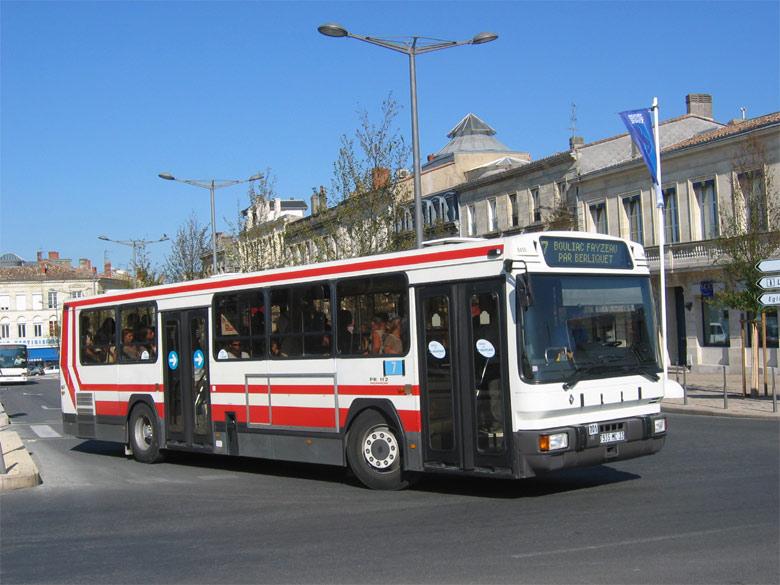 trans 39 bus phototh que autobus renault pr 112 tbc bordeaux. Black Bedroom Furniture Sets. Home Design Ideas