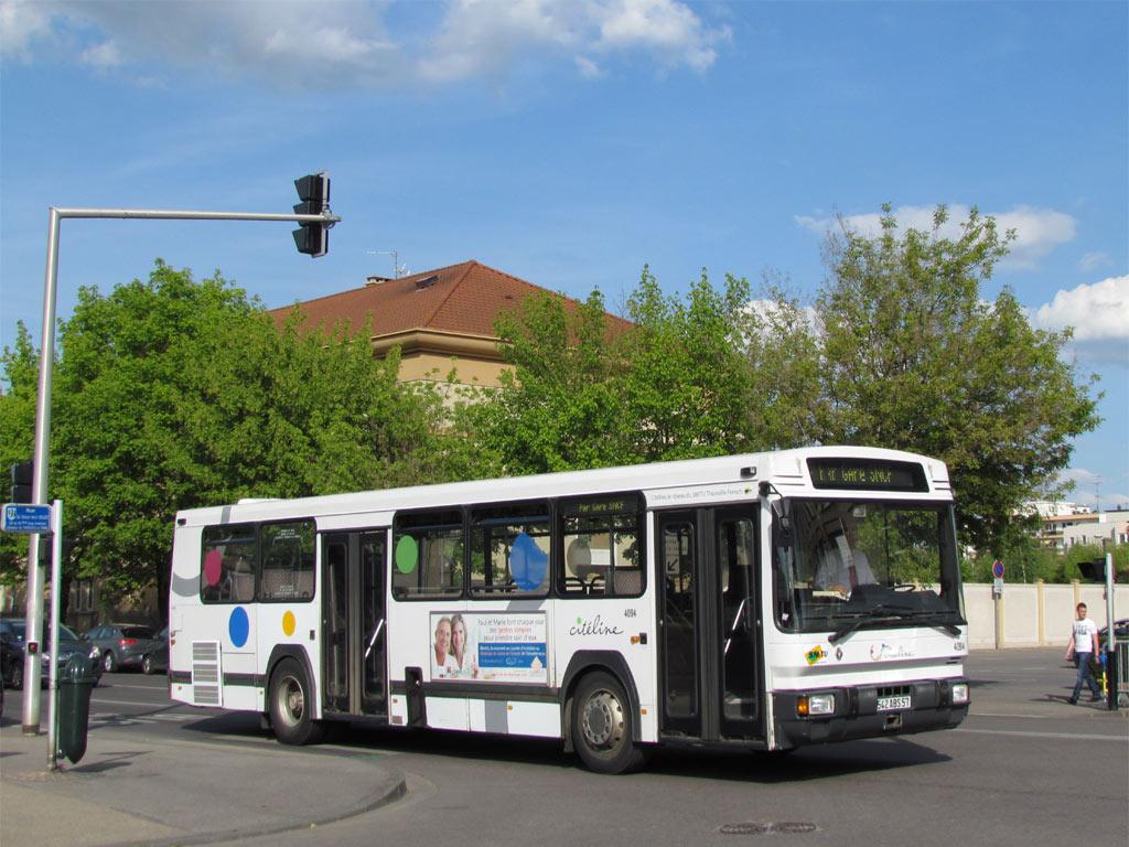 trans 39 bus phototh que autobus renault pr 112 citeline thionville. Black Bedroom Furniture Sets. Home Design Ideas