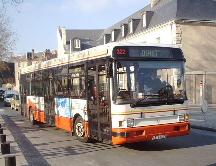 trans 39 bus phototh que autobus renault r 312 stp poitiers. Black Bedroom Furniture Sets. Home Design Ideas