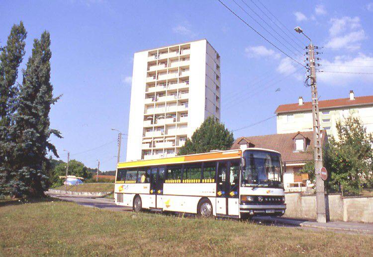 trans 39 bus phototh que autobus setra s 215 sl tub bar le duc. Black Bedroom Furniture Sets. Home Design Ideas
